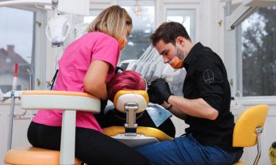 imagini clinica stomatologica D`Institute Cluj