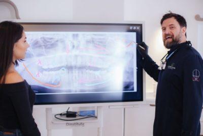 implanturi dentare, clinica stomatologica D`Institute Cluj