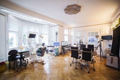 clinica stomatologie D`Institute Cluj