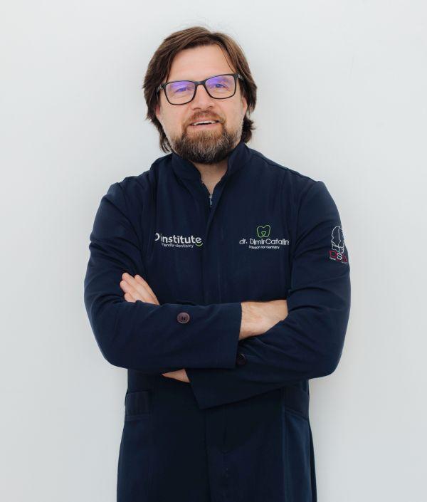 Dr Catalin Dimir @ Dinstitute