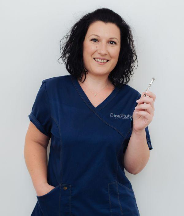 Bianca David, asistent medical @ Dinstitute